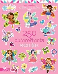 Emilie Lapeyre et Sonia Baretti - Petites fées - 250 autocollants.