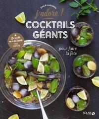 Emilie Laraison - Cocktails géants pour faire la fête.
