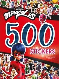 Emilie Malandain - 500 stickers Miraculous.