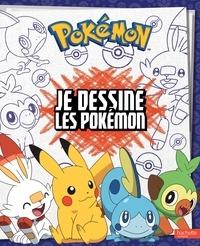 Emilie Malandain - Je dessine les Pokémon.