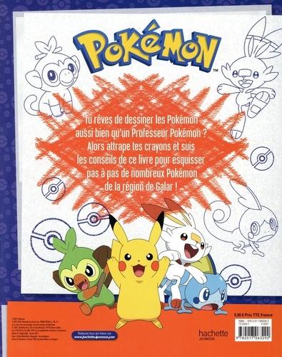 Je dessine les Pokémon