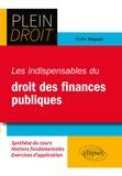 Emilie Moysan - Les indispensables du droit des finances publiques.