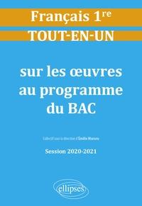 Emilie Muraru - Tout-en-un sur les oeuvres au programme du BAC Français 1re.