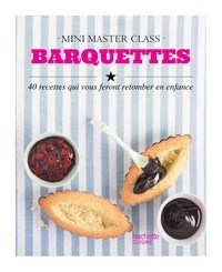 Emilie Perrin - Barquettes - mini-master class.