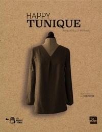 Emilie Pouillot-Ferrand - Happy tunique - Avec 1 planche patron à découper.