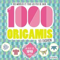 Emilie Ramon - 1 000 origamis so fashion - Des modèles et tous les plis de base.