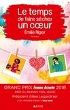 Emilie Riger - Le temps de faire sécher un coeur.