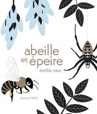Emilie Vast - Abeille et épeire.