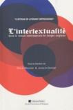 """Emilie Walezak et Jocelyn Dupont - L'intertextualité dans le roman anglophone contemporain - """"A Myriad of Literary Impressions""""."""