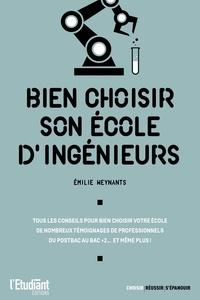 Téléchargement de bibliothèque mobile Bien choisir son école d'ingénieurs MOBI ePub iBook par Emilie Weynants
