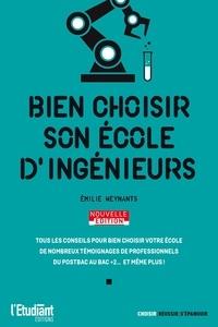 Emilie Weynants - Bien choisir son école d'ingénieurs.