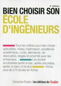 Ebook à téléchargement gratuit au format txt Bien choisir son école d'ingénieurs FB2 PDB par Emilie Weynants 9782817605906 in French