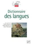 Emilio Bonvini et Joëlle Busuttil - Dictionnaire des langues.