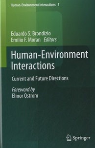 Satt2018.fr Human-Environment Interactions - Current and Future Directions Image