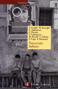 Emilio Gentile et Mario Isnenghi - Novecento italiano.