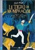 Emilio Salgari - Le tigri di Mompracem. 1 CD audio