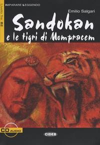 Emilio Salgari - Sandokan e le tigri di Mompracem.