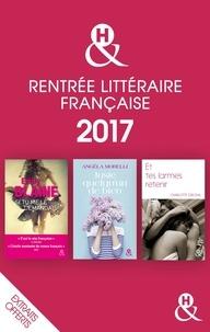 Emily Blaine et Charlotte Orcival - Rentrée littéraire française &H 2017 extraits offerts.