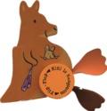 Emily Bolam - Kiki le kangourou.