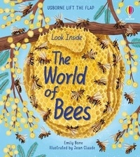 Emily Bone et Claude Jean - Look inside the world of bees.