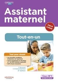 Assistant maternel- Préparation complète pour réussir sa formation - Emily Bouquet |