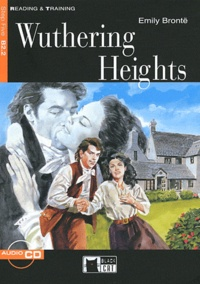 Emily Brontë - Wuthering Heights. 1 CD audio