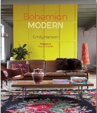 Emily Henson - Bohemian modern.
