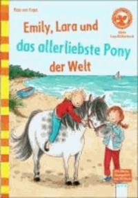 Emily, Lara und das allerliebste Pony der Welt.
