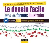 Illustrator : les Formes vectorielles - 300 formes originales et libres de droits à utiliser et à personnaliser.pdf