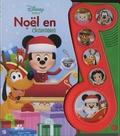 Emily Skwish et  The Disney Storybook Art Team - Disney Baby - Noël en chansons.