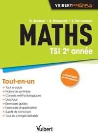 Emily Tournesac - Maths TSI 2e année.