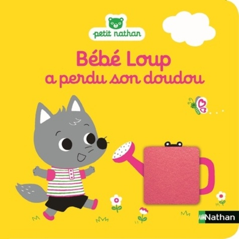 Emiri Hayashi et Christel Denolle - Bébé Loup  : Bébé Loup a perdu son doudou.