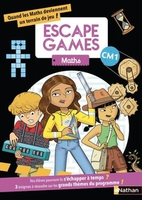 Emma Botalla - Maths CM1 Escape Games.