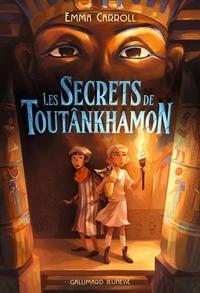 Deedr.fr Les secrets de Toutânkhamon Image