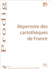 Emma Chauvel - Répertoire des cartothèques de France.