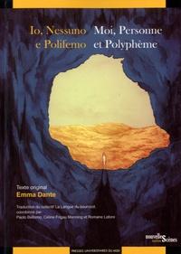 Io Nessuno e Polifemo - Moi, personne et Polyphème.pdf