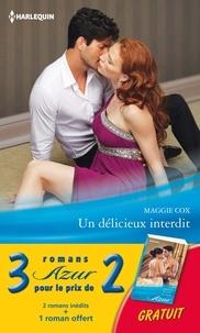 Emma Darcy et Maggie Cox - 3 romans Azur pour le prix de 2.