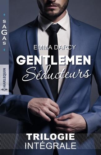 Gentlemen séducteurs. Une passion inoubliable - Une femme à protéger - Un héritage inattendu