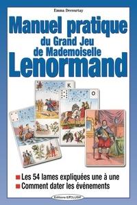 Alixetmika.fr Manuel pratique du Grand Jeu de Mademoiselle Lenormand Image