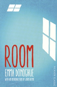 Emma Donoghue - Room.