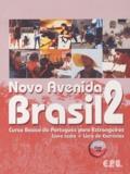 Emma-Eberlein-O-F Lima et Lutz Rohrmann - Novo avenida brasil 2 - Avec un CD téléchargeable.