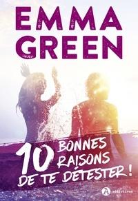 Emma Green - 10 bonnes raisons de te détester (teaser).