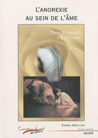 Lanorexie au sein de lâme - Faim de contact, Soif damour.pdf