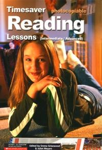 Emma Grisewood et Juliet Meyers - Timesaver Reading Lessons.