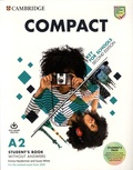 Emma Heyderman et Susan White - Compact Key for Schools Student's Book and Workbook.