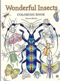 Emma Hulten - Wonderful insects coloring book.