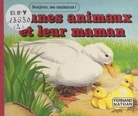 Emma Lafon et Jean-Marc Pariselle - Jeunes animaux et leur maman.