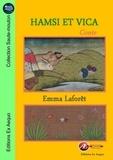 Emma Laforêt - Hamsi et Vica - Conte.