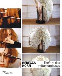 Emma Lavigne et Alexandra Müller - Rebecca Horn - Théâtre des métamorphoses.