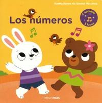 Emma Martinez - Los numeros - 5 sonidos, 5 luces.